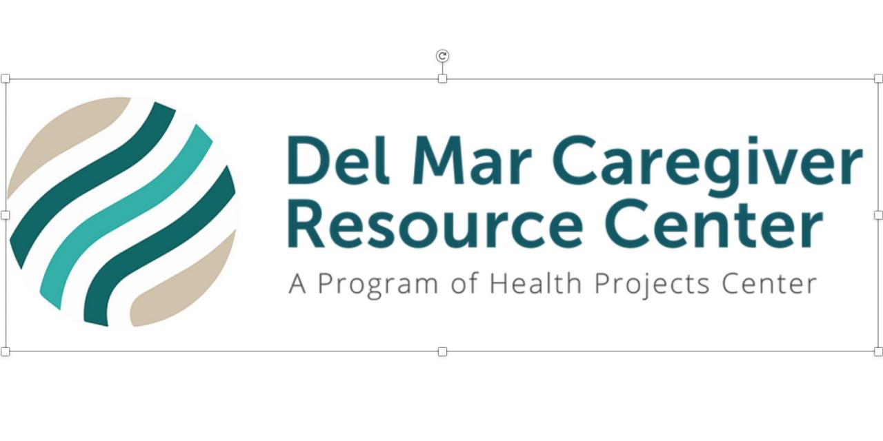 Jessica Mattila and the Del Mar Caregivers Resource Center