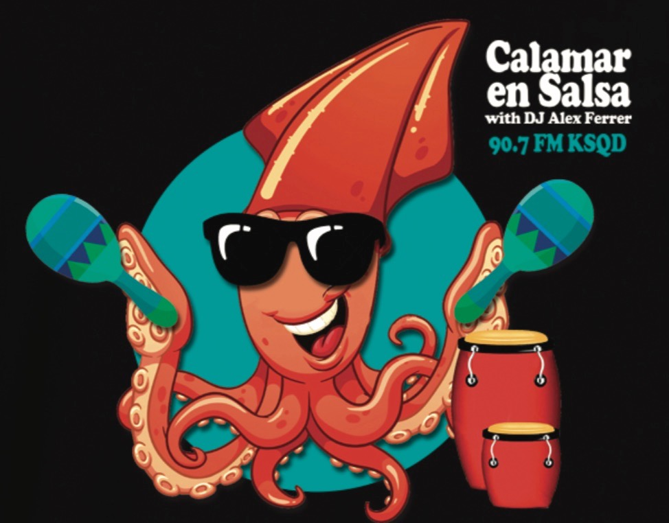 Introducing Calamar en Salsa