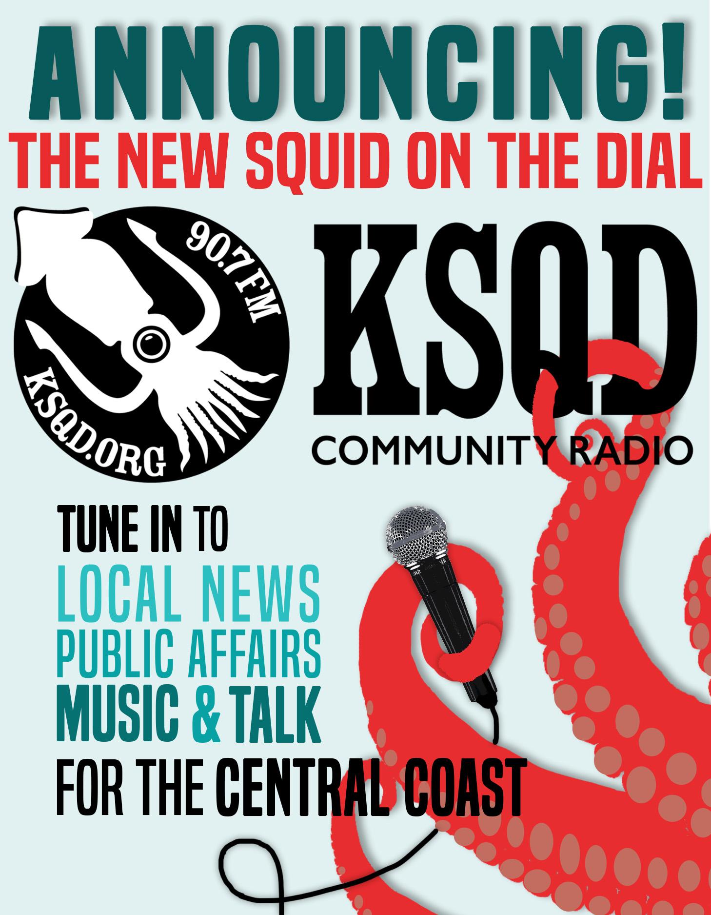 KSQD Goes LIVE!