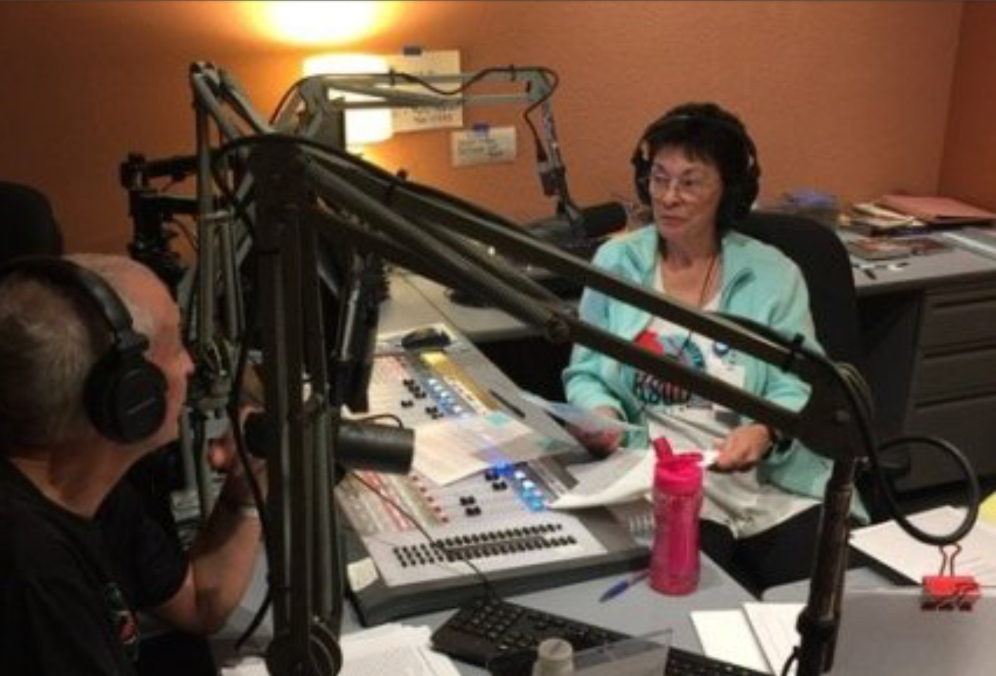 Jill Cody airs new radio show on KSQD