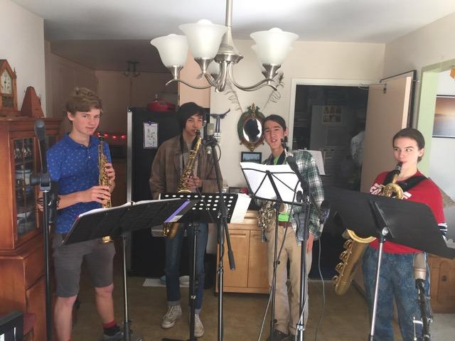 Nuovi Venti Saxophone Quartet
