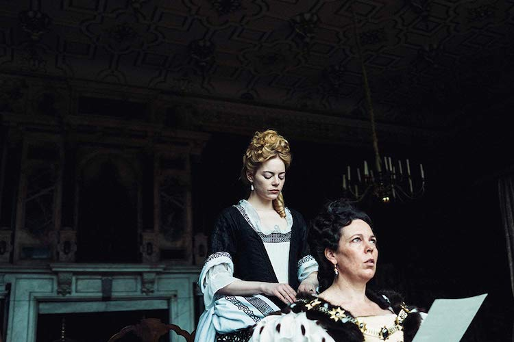 The Film Gang review: The Favourite