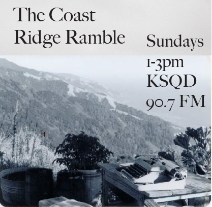The Coast Ridge Ramble Returns to the air