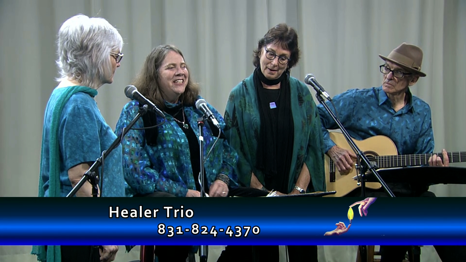Healer Trio – Singing for Community