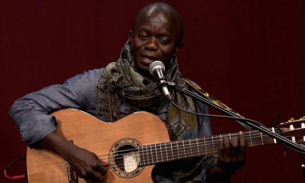 The Music of Elie Mabanza