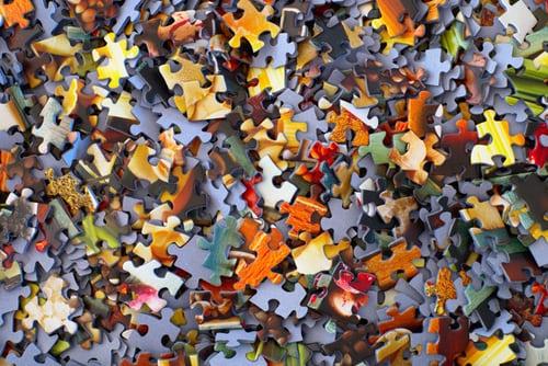 Olga Cossi – Puzzle