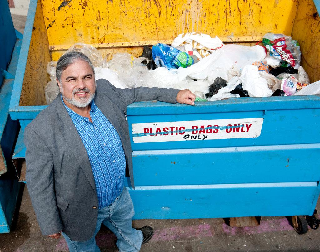 Tim Talks Trash on Talk of the Bay