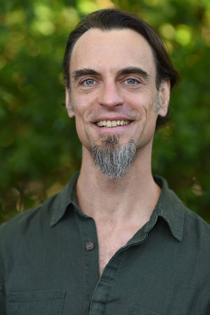 James Kovacs talks about his new novel, the hero's journey, and the allegory of healing
