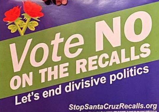 Elections & Climate in Santa Cruz