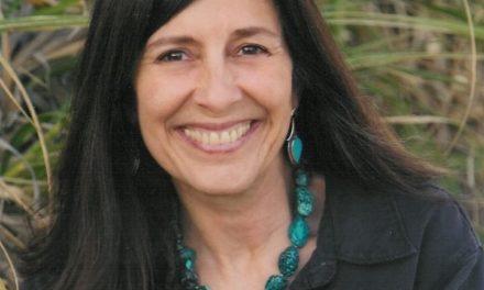 Lynda Marin of Citizens' Climate Lobby
