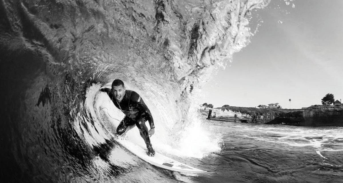 Flea Virotsko, Surfing the Waves of Life