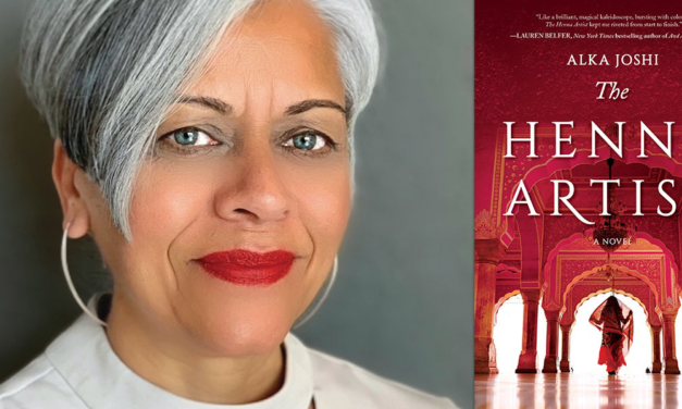 New York Times bestselling author Alka Joshi on Story Behind the Story