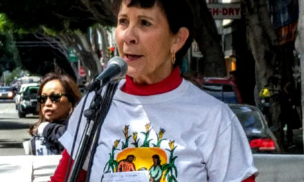 Sustainability Now! Struggling to Survive: Binational Farmworkers on the Central Coast