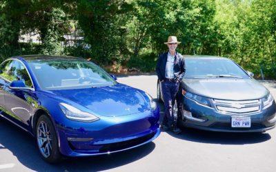 Michael Saint on the Advantages of EV's for Santa Cruz Drivers