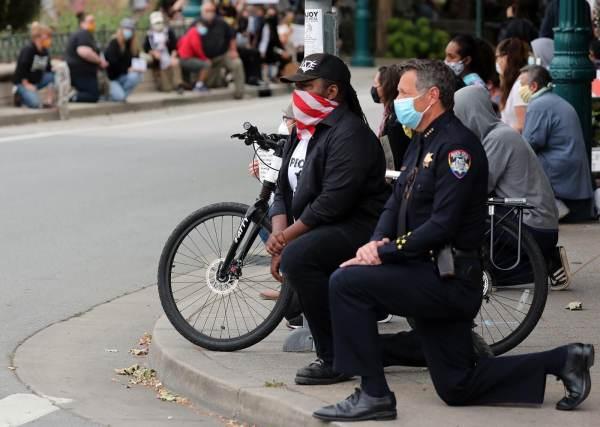 Santa Cruz reacts to George Floyd murder