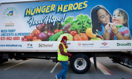 Supporting Santa Cruz Citizens in Need: Second Harvest Foodbank and The California Homeless Union