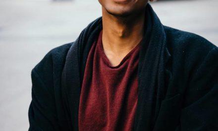 Davon Thomas, Outgoing UCSC Student Body President