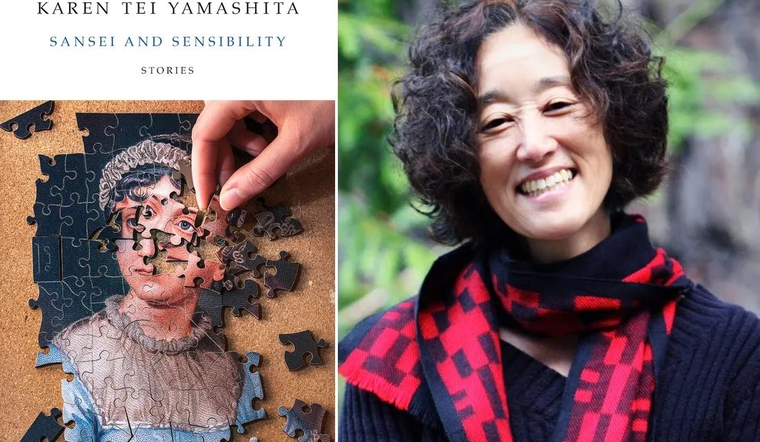 Sansei & Sensibility: A Conversation with Karen Tei Yamashita