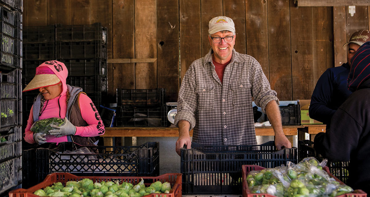 Farming for health and justice: Local farmers talk CSAs, markets, and more