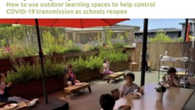 A win-win-win - outdoor education and the National COVID-19 Outdoor Learning Initiative