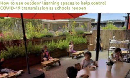A win-win-win – outdoor education and the National COVID-19 Outdoor Learning Initiative