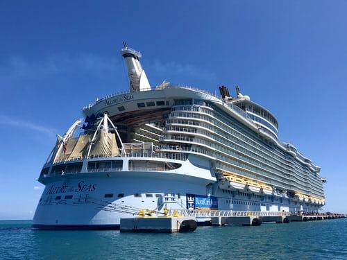 Sarah Galley – Cruiseships
