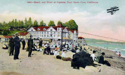 Exploring Soquel and Capitola