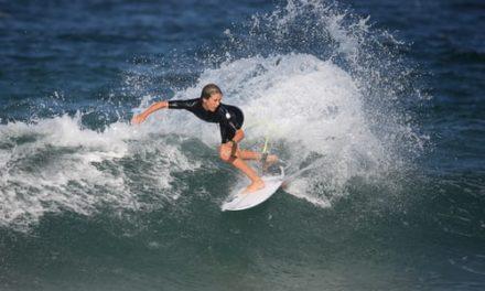 Chandler Whitchurch – Surfing