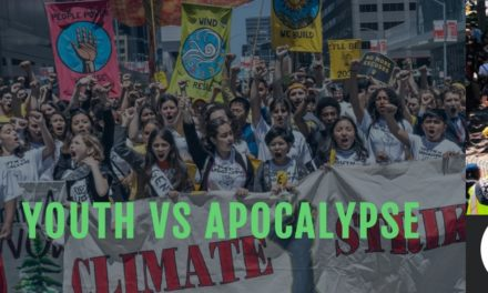 Cemre Gonen and Sam Bilal – Youth vs. Apocalypse and Youth Climate Strike