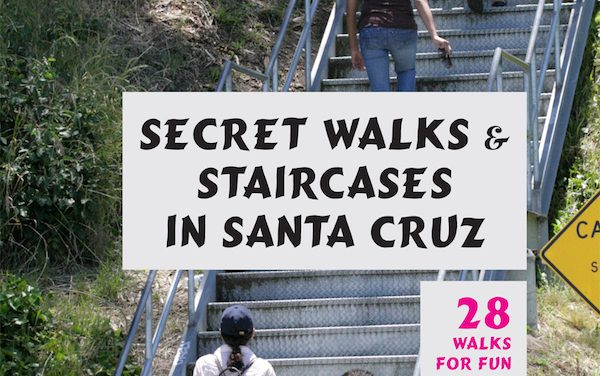 Debbie Bulger and Richard Stover – Secret Walks and Staircases
