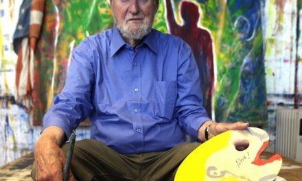 Tribute to Lawrence Ferlinghetti, March 24, 1919 – February 23, 2021 – Poet, Publisher, Painter, Raconteur
