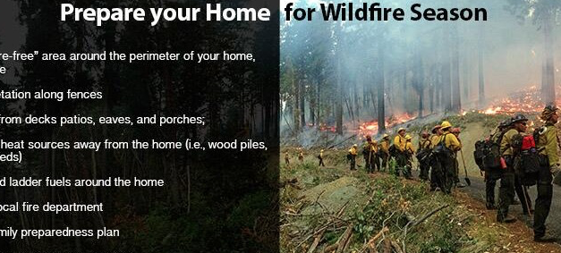 Prepare for Fire Season: Now is the Time