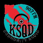 KSQD 90.7 FM Santa Cruz