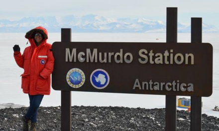 Antarctica and local Climate Action