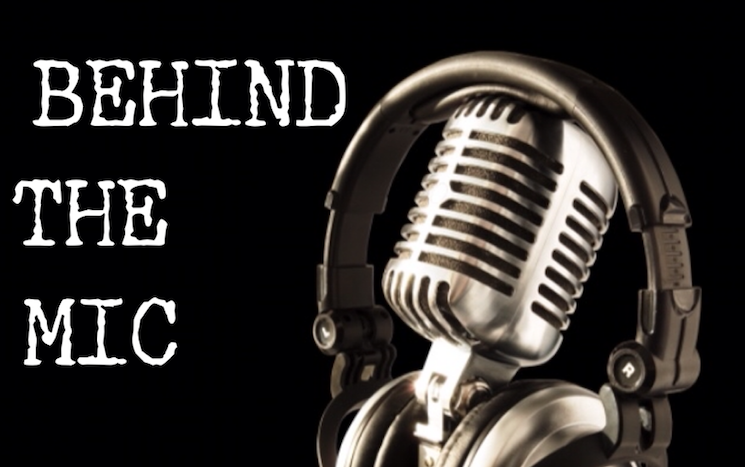Behind the Mic: Joe Truskot