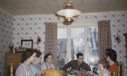 Marge Kern Marshall – Sunday Dinner