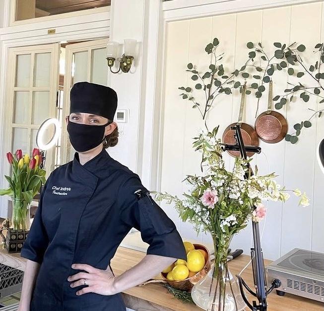 Chef Andrea wants YOU to love zucchini
