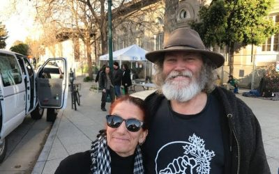 Political Report on Talk of the Bay,Tuesday, May 10, with Chris Krohn: Where can the Homeless Go?  And What about the Police?