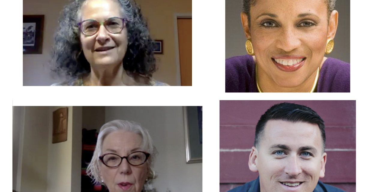 Shelter in Faith Conversation: Religious Roots of the Insurrection