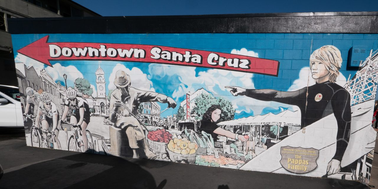 Downtown Santa Cruz Opens up to Summer