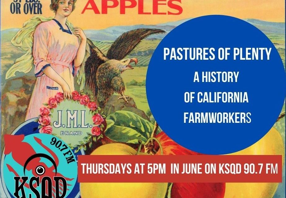 KSQD's Immigration Collaboration with Watsonville and Santa Cruz Public Libraries