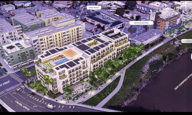 River Front Project – Massive New Building