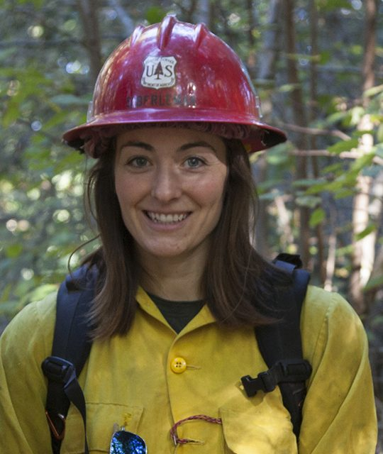 Sustainability Now!, Sunday June 27th, 5-6PM: Fighting Fires with Fire  with Dr. Sasha Berleman, Wildland Fire Scientist