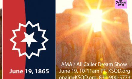 All Caller Solstice / Juneteenth Dream Show