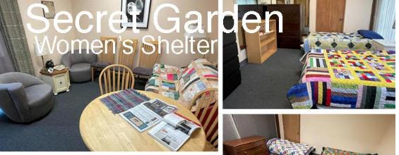 Secret Garden Women's Shelter