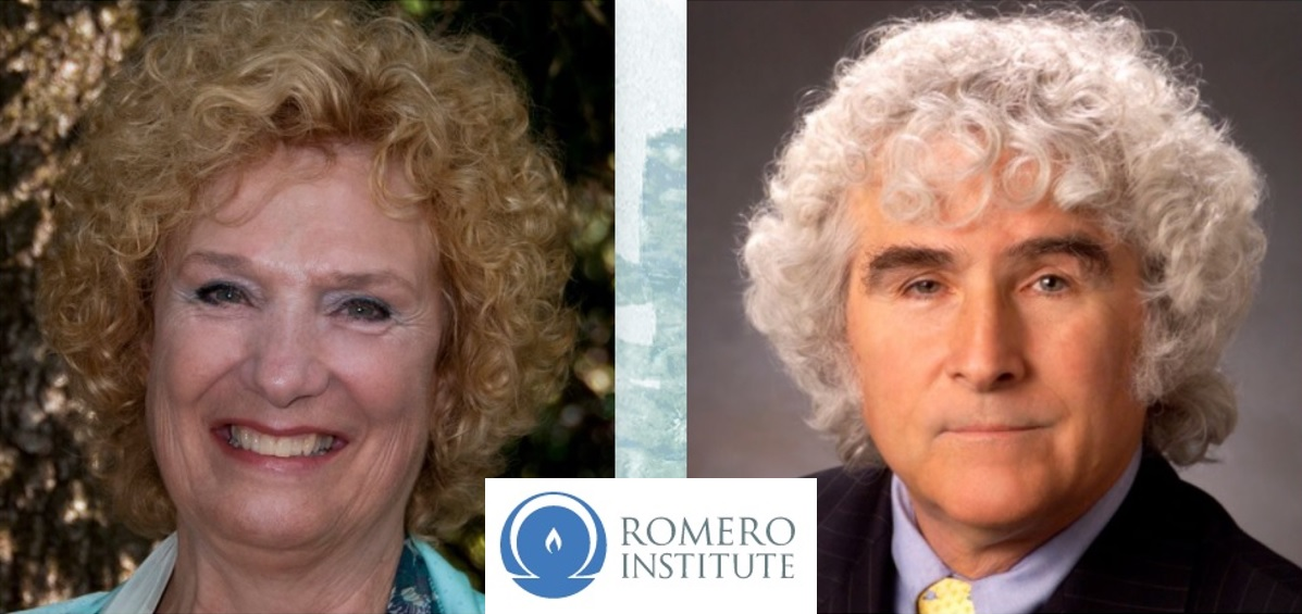Danny Sheehan and Sara Nelson of The Romero Institute – centering survival around justice