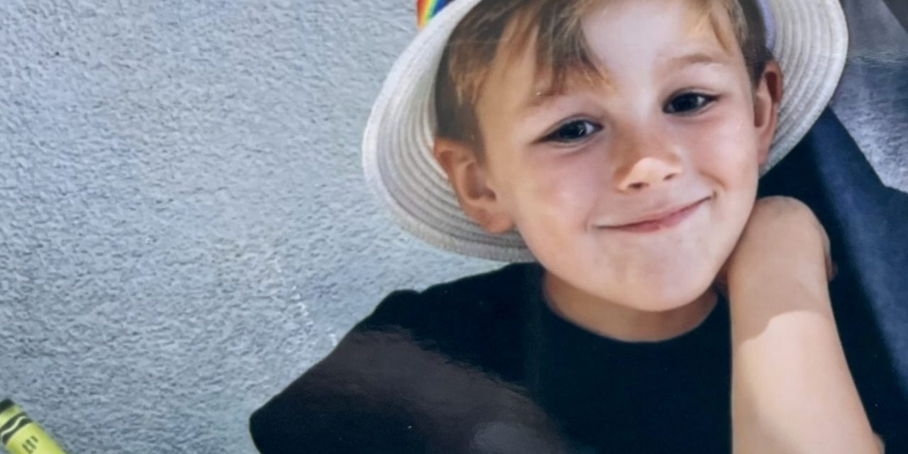 Alan Ritch – 7-Year-Old Vegetarian