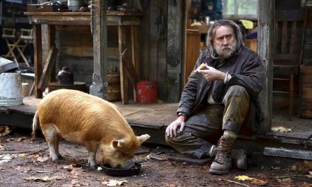 The Film Gang Review:  Pig