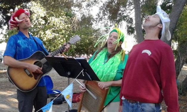 Peter Weiss and the Earth Rangers – bringing ecological awareness and a positive vibe to the children in all of us