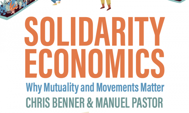 Solidarity Economics: An interview with Chris Benner